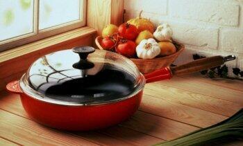 Le Creuset Sautépfannen - Ideal zum Braten und Garschwenken