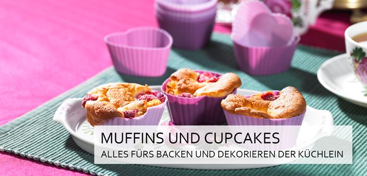 Muffins - Kleine Kuchen mit großem Geschmack