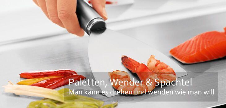 Paletten, Wender & Spachtel - Man kann es drehen und wenden wie man will
