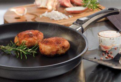 Pfanntastisch braten (2) - Pfannen für das sanfte Braten