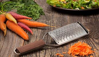 Küchenhelfer für Rohkost & Salat
