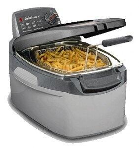Fritteusen - die perfekte Frittiertechnologie für knusprige, goldgelbe Pommes