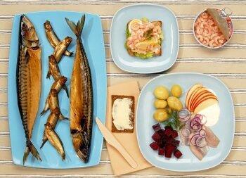 Die gesündesten Länderküchen der Welt (I): Schweden