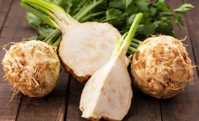 Regionales Gemüse
