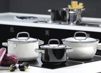 Silit Topfserie Piano Black - Perfekt kochen und gesund geniessen