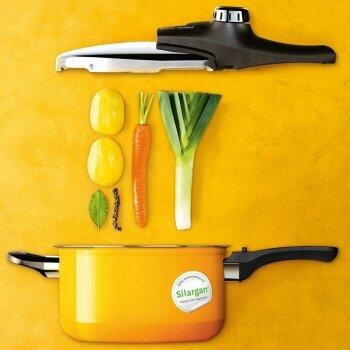 Silit Schnellkochtöpfe - Schneller, gesünder und einfacher Kochen