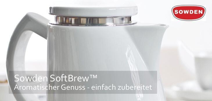 Sowden SoftBrew™ - Aromatischer Genuss einfach zubereitet