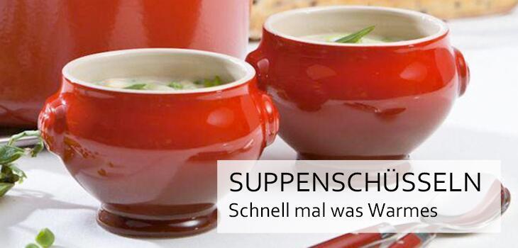 Suppenschüsseln