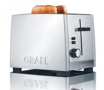 Toaster - auf die richtige Bräunung kommt es an