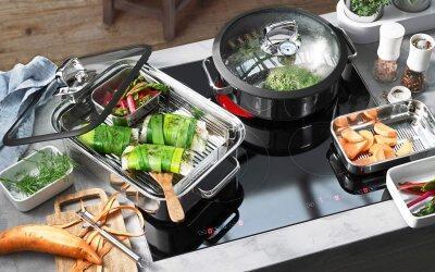 Kochen mit Leidenschaft und das Bekenntnis zu tadellosem Kochwerkzeug