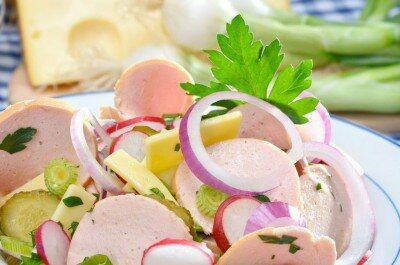 Fleisch V: Aus der Würstlküche