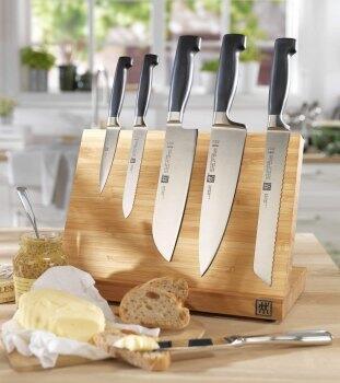 Zwilling Messerblöcke - Hochwertige Messer formschön & praktisch aufbewahrt