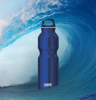 Eco Bottles - die formschöne und umweltfreundliche Alternative zur Kunststoffflasche