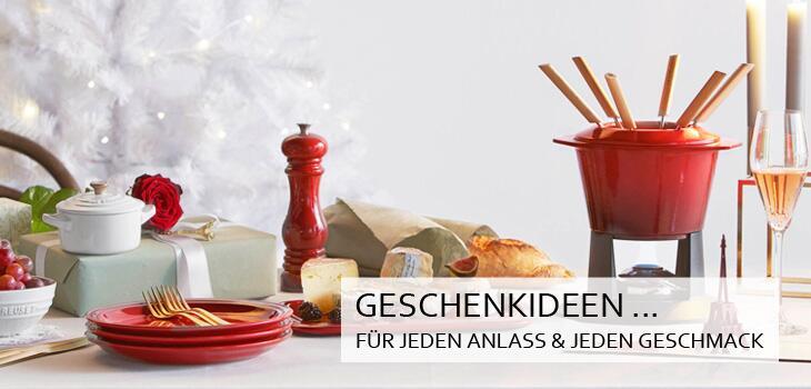 Geschenke für Küche & Tisch - Einfach schöner schenken mit KochForm