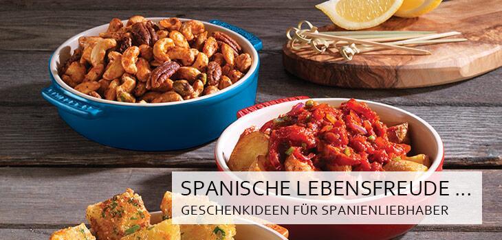 Spanische Lebensfreude genießen - Geschenkideen für Spanienliebhaber