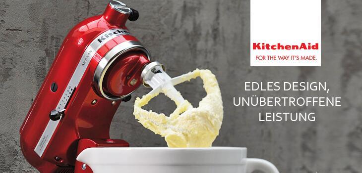KitchenAid - Edles Design, unübertroffene Leistung