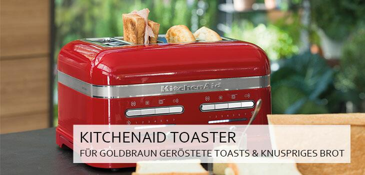 KitchenAid Toaster für knuspriges Brot