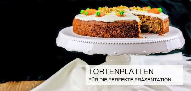 Kuchen- &Tortenplatten