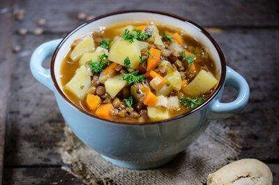 Suppe Teil 2: Alles aus einem Topf