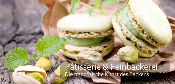 Pâtisserie & Feinbäckerei - Die französische Kunst des Backens