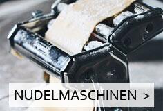 Nudelmaschinen & Aufsätze original aus Italien