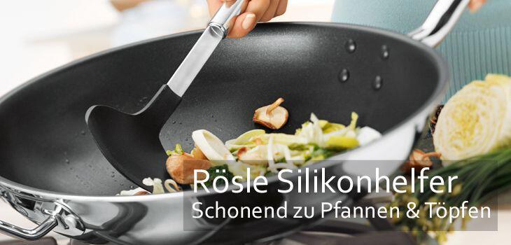 Silikon Küchenhelfer